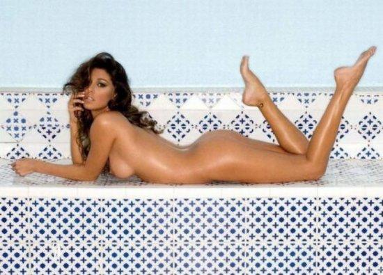 Calendario Belen Nuda.Belen Nuda Su Playboy La Foto E Del Calendario 2007