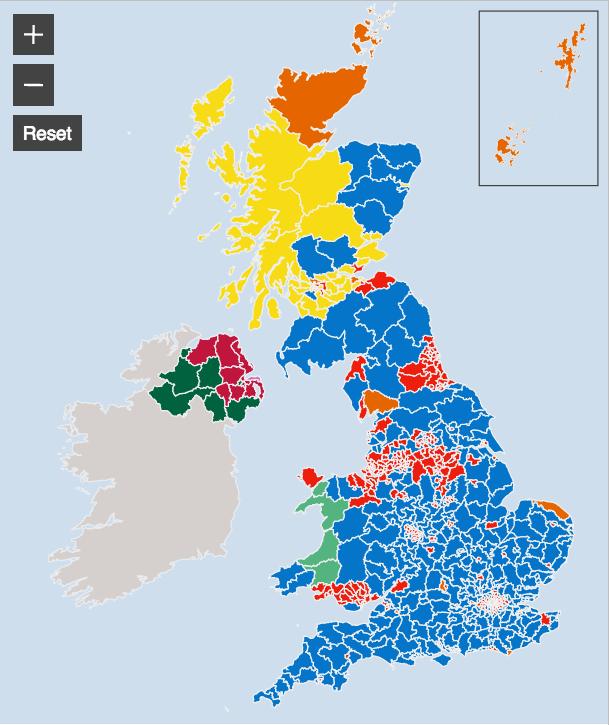 Elezioni in Regno Unito: Theresa May e il Parlamento impiccato