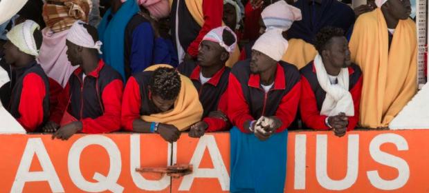 Cresce il numero dei migranti morti in mare agoravox italia for Numero dei parlamentari in italia