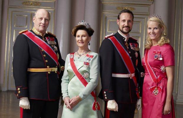 Il discorso virale del re di Norvegia